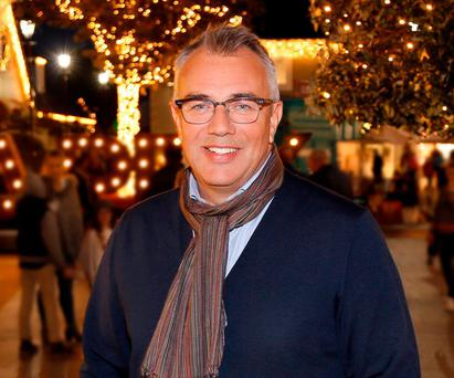Kildare Village's business director Andrew Marshall