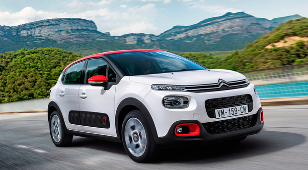 Tres bon: The new Citroen C3 is charming and very comfortable Photo: William Crozes / Continental Produtions