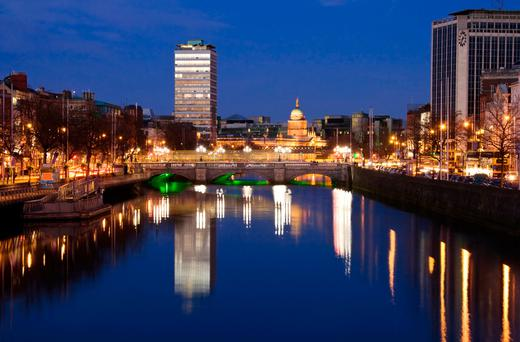 Ireland rapidly transformed from a rural to an urban society Photo: Depositphotos