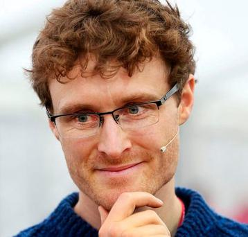 Paddy Cosgrave, Web Summit founder