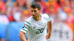 'For this game, I think I'd go for someone else other than Hoolahan and maybe use him as a potential sucker-punch late on.' Photo by Stephen McCarthy/Sportsfile