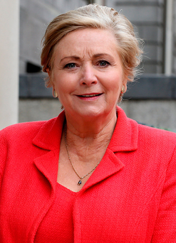 Minister: Frances Fitzgerald Photo: Tom Burke