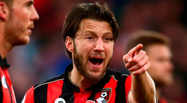 Harry Arter: In line for competitive debut. Photo: Getty