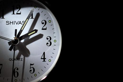 'The practice of putting clocks back and forward is a nonsense and an unnecessary inconvenience.'