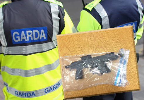Gardai believe they prevented an imminent gangland shooting