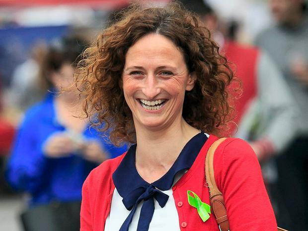 Lynn Boylan has rejected Mr McGuinness's kite-flying. Photo: Gareth Chaney Collins