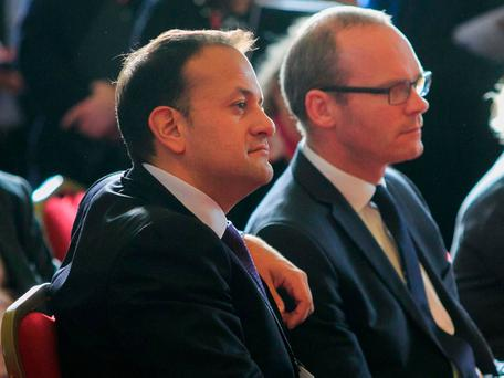 Minister for Social Protection Leo Varadkar. Photo: Gareth Chaney Collins