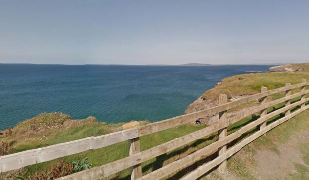 View near Leck Point, Kerry (Photo: Google Maps)