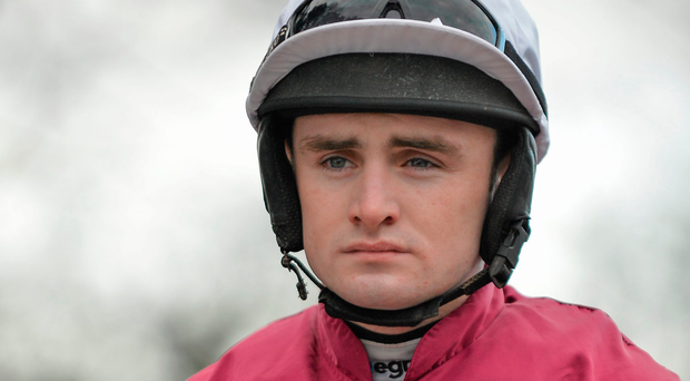 Kevin Sexton is set to face six months sidelined after the Turf Club suspended him for a positive drugs test at the Galway festival. Photo: Sportsfile
