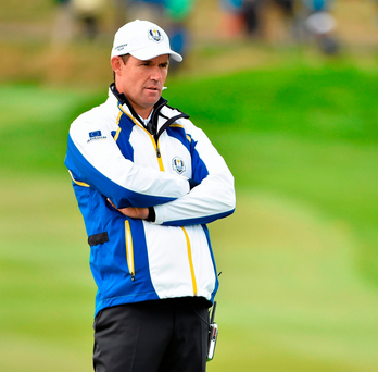 Padraig Harrington wants the 'ordinary guy on tour' to be able to dream of making the Ryder Cup team. Photo: Sportsfile