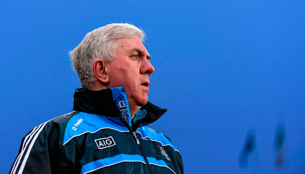 Dublin hurling manager Ger Cunningham can't call on Con O'Callaghan who scored 4-3 for Cuala on Sunday, or Ciaran Kilkenny, who scored a goal for Dublin in the 2011 All-Ireland minor hurling final. Photo: Sportsfile