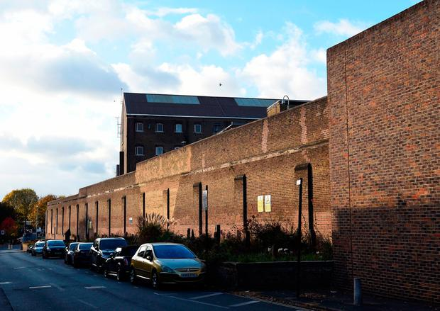 A general view of Pentonville Prison, north London, where two inmates escaped from, it has emerged. Charlotte Ball/PA Wire