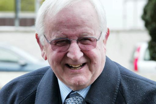 Jim Reynolds pictured in 2009 Picture: Collins