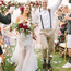 Audrina Patridge and Corey Bohan. Picture: Celebrity Weddings Online/Instagram