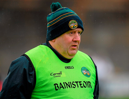 Kelly received a number of anonymous phone calls and was bombarded with further criticism on social media. Picture credit: Ray McManus / SPORTSFILE
