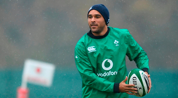 'Revel in Zebo fulfilling his potential after it looked like he wasn't part of Joe's masterplan.' Photo by Ramsey Cardy/Sportsfile