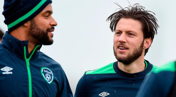 Harry Arter: Has been unlucky. Photo by David Maher/Sportsfile