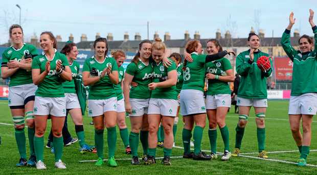 Ireland have been drawn in a World Cup group with Australia and France