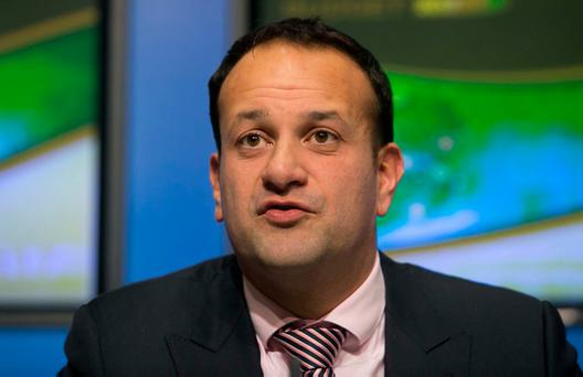 Leo Varadkar. Photo: Gareth Chaney Collins