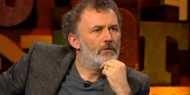 Comedian Tommy Tiernan on RTE's Cutting Edge