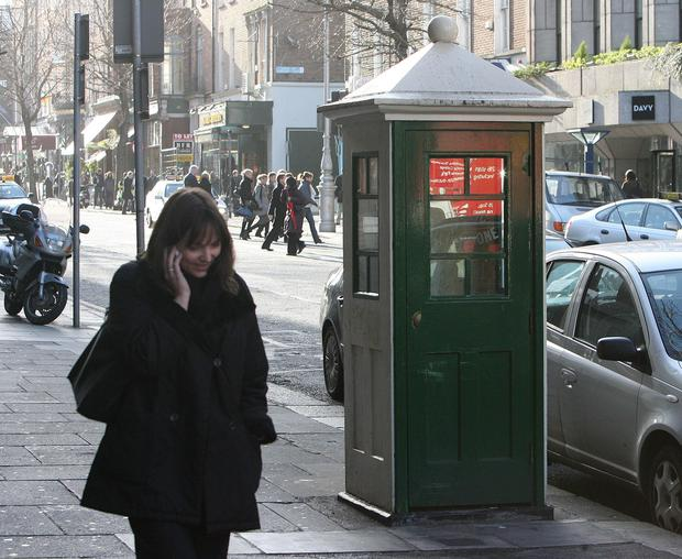 Phone boxes in Killarney are being fitted with defibrillators. Photo credit: Niall Carson/PA Wire