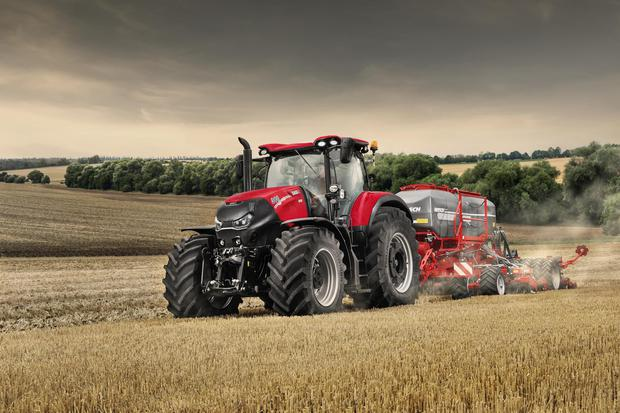 The 2017 tractor of the year from Case IH.