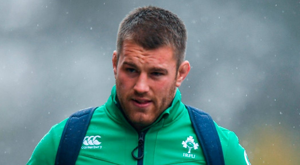 Seán O'Brien was left out of the trip to Chicago. Photo: Sportsfile