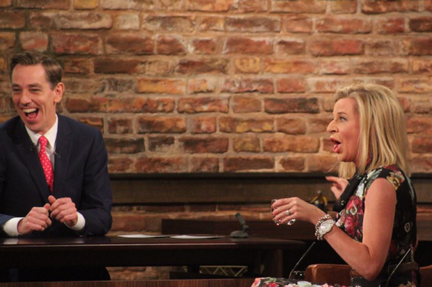 Ryan Tubridy has responded to the online backlash against Katie Hopkins' upcoming appearance on The Late Late Show tonight