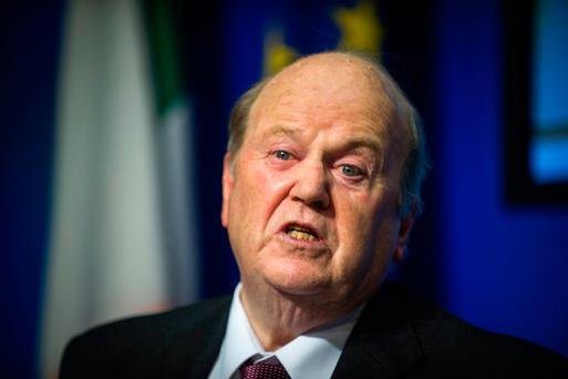 Finance Minister Michael Noonan. Photo: Doug.ie