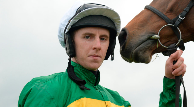 Mark Walsh has the pick of JP McManus' Naas horses. Photo by Cody Glenn/Sportsfile