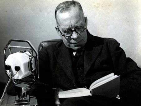 Revival: Reid's novels and poems are being republished