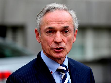 Education Minister Richard Bruton pointed out that the additional time provided across the public sector represented the equivalent of 12,000-13,000 jobs. Photo: Tom Burke