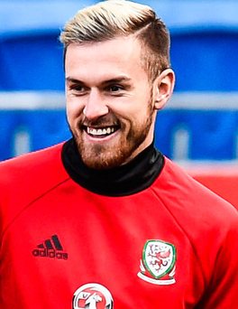 Aaron Ramsey (pictured) has assured Wales manager Chris Coleman that he is fit and ready to feature on the international stage. Photo: PA