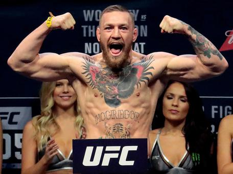 Conor McGregor vs. Eddie Alvarez Shatter Records with UFC 205
