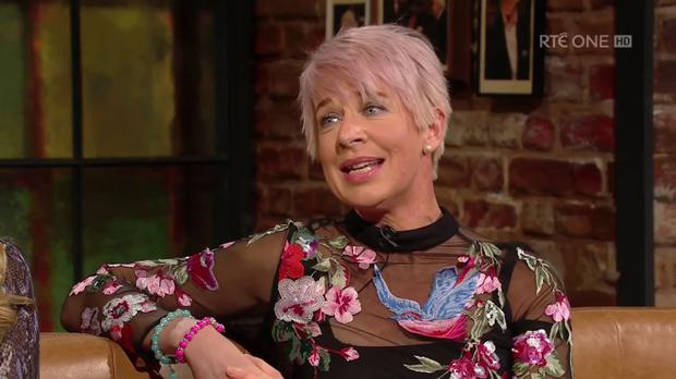 Katie appeared on RTE's Late Late Show after more than 1,100 complaints were registered by the National Broadcaster ahead of her interview on the show