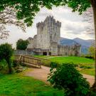 Ross Castle near Killarney, Co Kerry