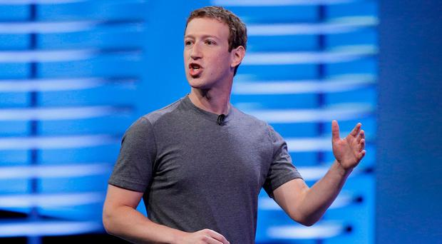 Facebook CEO Mark Zuckerberg. Photo: Eric Risberg/AP Photo