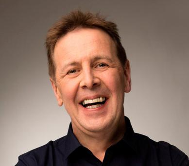 Ian Dempsey, presenter of the Ian Dempsey Breakfast Show on Today FM.