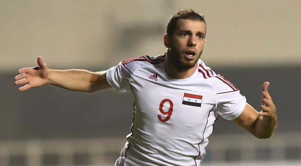 Mahmoud Almawas (Photo: AFP/Getty Images)