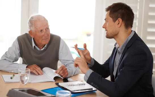 To enter into a co-decision making agreement, a healthcare professional must decide on whether or not the person has the capacity to enter into such an agreement (Stock picture)