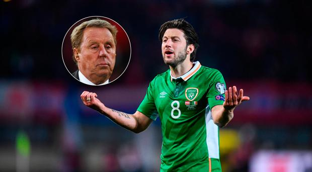 Harry Arter made his competitive debut for Ireland last night in the win over Austria