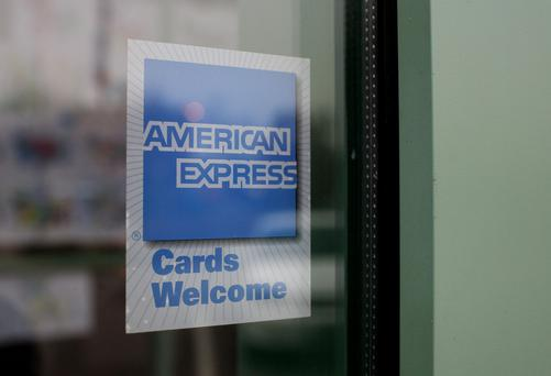 Today Amex is a global payment and travel concern and the largest card company in the world, based on purchases. Photo by Justin Sullivan/Getty Images