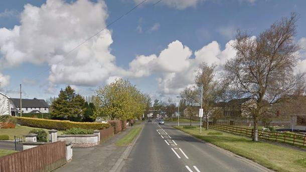 Bann Road Credit: Google Maps