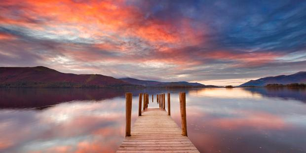 The Lake District, England - forever associated with Wordsworth