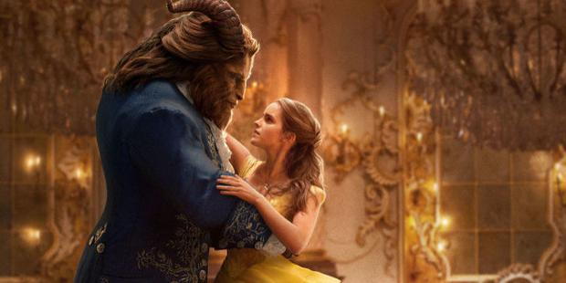 The first official trailer for the live-action remake of Beauty and the Beast has landed
