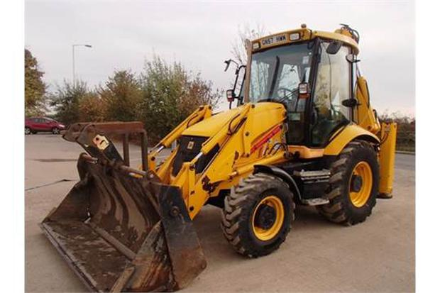2008 JCB 3CX Digger Loader. Turbo Engine, Piped, Quick Hitch, 4in1 Bucket, Extending Dipper Arm, Torque Lock, Smooth ride. 1 owner from new. £27,000 (€31,432)