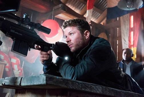 Ryan Phillippe stars as a veteran sniper in 'Shooter'