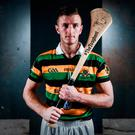 Glen Rovers talisman Patrick Horgan in Dublin yesterday as part of the #TheToughest campaign ahead of Sunday's AIB GAA Munster Club SHC final. Photo by Stephen McCarthy/Sportsfile
