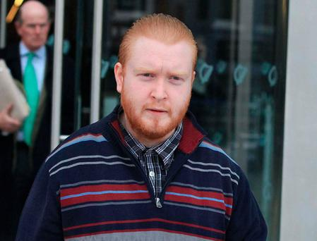 Patrick Halley: 'I can never forgive killer for what he did'. Photo: Collins Courts