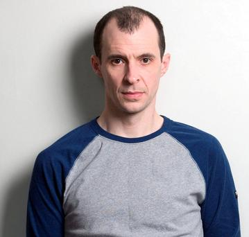 'Love/Hate' star Tom Vaughan-Lawlor. Photo: Clare Keogh